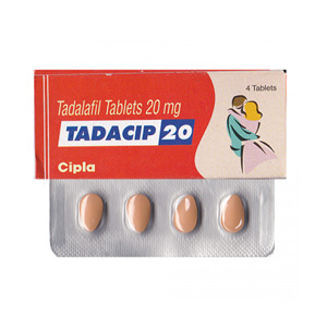 Buy Tadacip 20 online