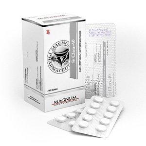 Buy Magnum Clen-40 online