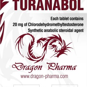 Buy Turanabol 20 online